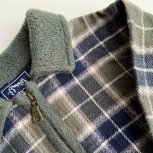 [2 for 25$✨] Cherokee Fleece Half-Zip Vest 🏕